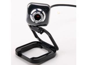 Laptop PC Notebook 360 Degree USB 50.0 Mega Pixel Video Webcam Camera + Mic