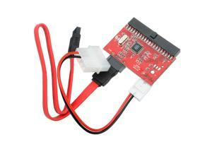 NEW 3.5 IDE HDD to SATA 100/133 Serial ATA Converter Adapter +Cable