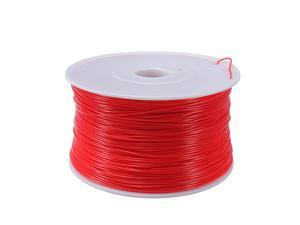 1.75MM ABS 3D Printer Filament 1KG Red