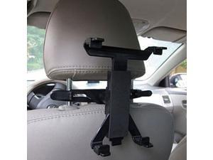 Car Back Seat Headrest Car  Mount Holder Kit Stand For iPad Tablet PC GPS