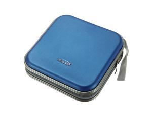 40 Disc CD Storage Bag DVD Wallet Case Holder Album Organizer
