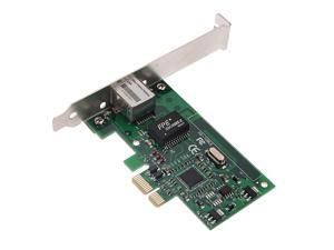 PCI-E Ethernet LAN Card Gigabit Ethernet LAN PCI-E Express Network Desktop Controller Card 10/100/1000M