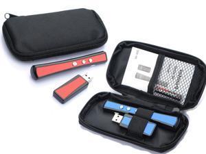 2 pcs USB Wireless Remote Control Presentation Presenter Laser Pointer PPT Pen 3mW