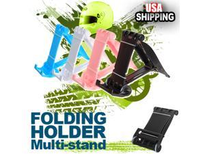 xmas christmas gift 4x Portable Folding foldble Holder mount bracket Multi-stand For iPhone 4S 5s 5c 5 sumsung note 2 s2 ...