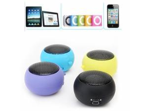 Mini Portable Hamburger 3.5mm Speaker Amplifier