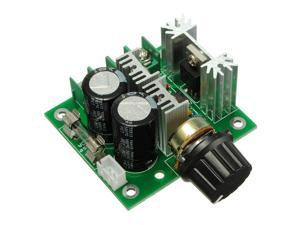 12V-40V 10A Pulse Width Modulation PWM DC Motor Speed Control Switch Governor