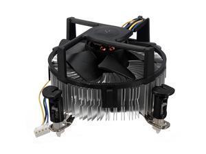 Laptop PC Computer CPU Heatsink Cooling Fan Cooler For Intel Core 2 LGA Socket 775 to 3.8G E97375-001 4 Pin 90mm