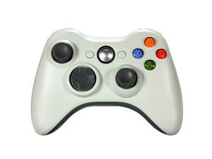 2.4GHz White Wireless Remote Controller Gamepad For Genuine Microsoft xBox 360
