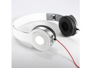 3.5mm Headphone Headset For iPod iPhone 4S 5C 5S Macbook PC MP3 MP4 MP5 Earphone Over Ear Stereo DJ