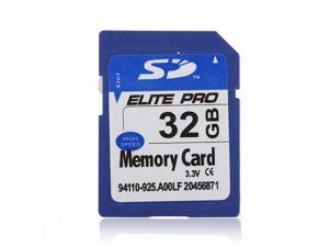 32GB Class 10 SD SDHC Flash High Speed Memory Card for Digital Camera DSLR ZX Tablet