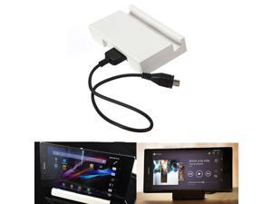 Magnetic Desktop Charging Dock Charger Cradle For Sony DK31 Xperia Z1 Z Ultra