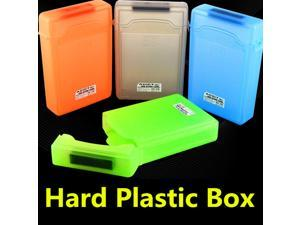 "4 pcs 3.5"" Portable IDE SATA Hard Disk Drive HDD Protection Storage Case Box Enclosure"