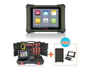 Autel MaxiSYS Elite Automotive Diagnostic & ECU Coding Programming System free online update with J2534 ECU repogramming Module+Autel MaxiScope MP408 PC based 4-channel automotive oscilloscope