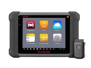 AUTEL MaxiSYS MS906TS Bluetooth wireless Diagnostic System & Comprehensive TPMS Service Device coverage of OE-level diagnostics and TPMS integration Maxisys MS906 TS