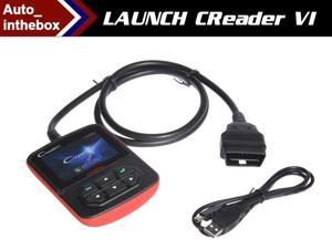 Launch Tech LT00003 CReader VI OBDII / EOBD Code Reader CReader 6 with Color Screen