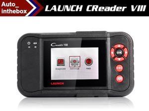 Launch Tech LT00070 Auto Code Reader Launch X431 Creader VIII Equal To CRP129 Creader 8