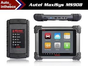 2014 Original Autel MaxiSys MS908 Universal Auto Scanner Newest Revolution in diagnositics Free Online update + Multi-Language
