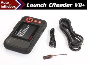 Launch Tech CReader VII + Launch X-431 Auto Code Reader Creader 7
