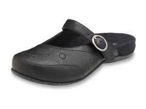 Orthaheel Melissa Orthotic Mule Black