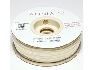AFINIA Value-Line Glow-in-the-Dark Green ABS Filament for 3D Printers
