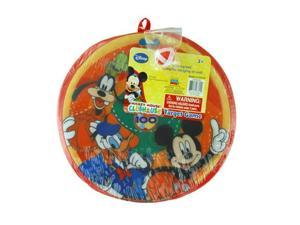 Mickey 11-inch Velcro Dart Game with One Ball