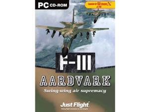 Just Flight 001F111 F-111 Aardvark for PC