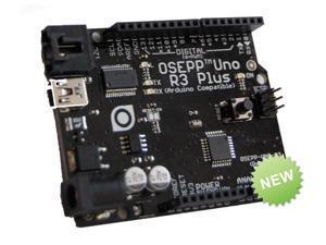 OSEPP Uno R3 Plus (100% Arduino Compatible)