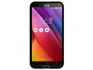 Amzer Pudding TPU Case - Black for Asus Zenfone 2 ZE551ML / ZE550ML