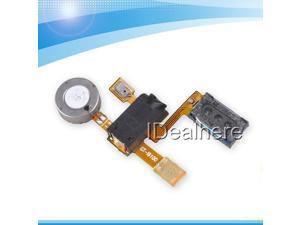 Repair Part Speaker Earpiece Audio Jack Flex Cable for Samsung i9100