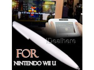 Unique Big White Stylus Touch Screen Pen for Nintendo Wii U
