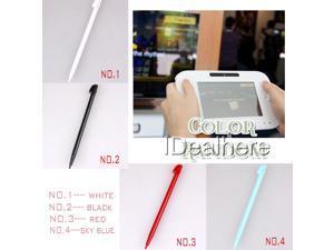 4x Stylus Touch Screen Pen for Nintendo Wii U, Color Random