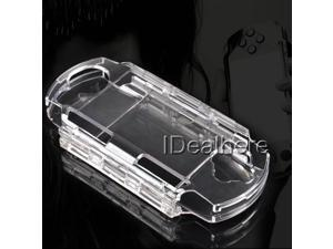 Clear Professional Plastic Protector Shell Case for PSP E1000