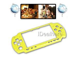 Yellow For PSP 2000 Faceplate Shell Case Cover Replace Part