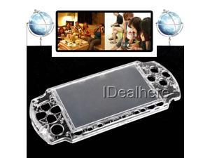 Transparent For PSP 2000 Faceplate Shell Case Cover Replace Part