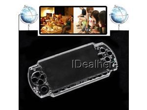Transparent Faceplate Shell Case Cover Replace Part For PSP 1000
