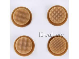 4x Brown Joystick 3D Replacement Cap For PSP2000/3000
