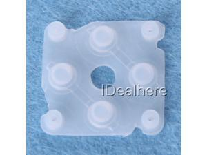 1x Direction Conductive Silicon Key Pad For PSP2000 New