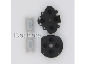 1 Set Button Switch Pad Replacement for Sony PSP 1000