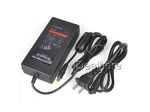 Power Cord Slim AC Adapter Charger Cable for Playstation2 PS2 7000x 70000