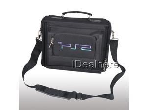 New Travel Carry Bag Carrying Case f/ Playstation2 Slim PS2 Console&Controller