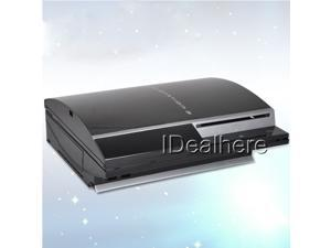 Black 60GB Game Console Housing Case for Sony Playstation PS3