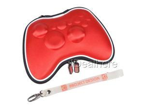 Airform Pocket Game Pouch Red for Xbox360 Controller