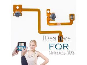Brand New Replacement Left & Right Button Switch Flex Cable for Nintendo 3DS