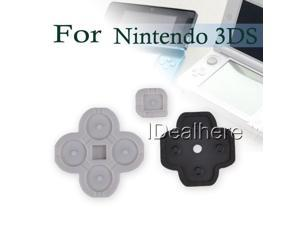 New Rubber Conductive Pads Replacement Part for Nintendo 3DS