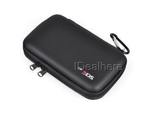 Hard Carry Pouch Case Bag for Nintendo 3 DS Black