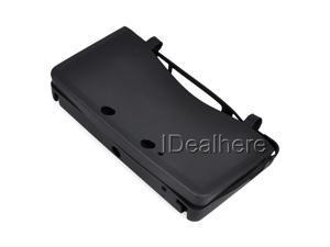 Ultra slim silicon guard skin for Nintendo 3DS Black