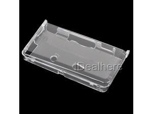 Plastic Box Protective Casing Case Cover for Nintendo 3DS Transparency