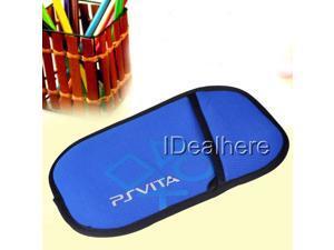 Blue PSV Shockproof Protective Soft Cover Case for VITA PSV PS VITA