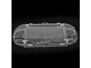 New Protective Clear Crystal Hard Guard Case Cover Shell for PS Vita PSV