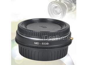 Minolta MD MC Lens to Canon EOS Rebel T2i 7D 550D 1100D 50D Mount Adapter Ring